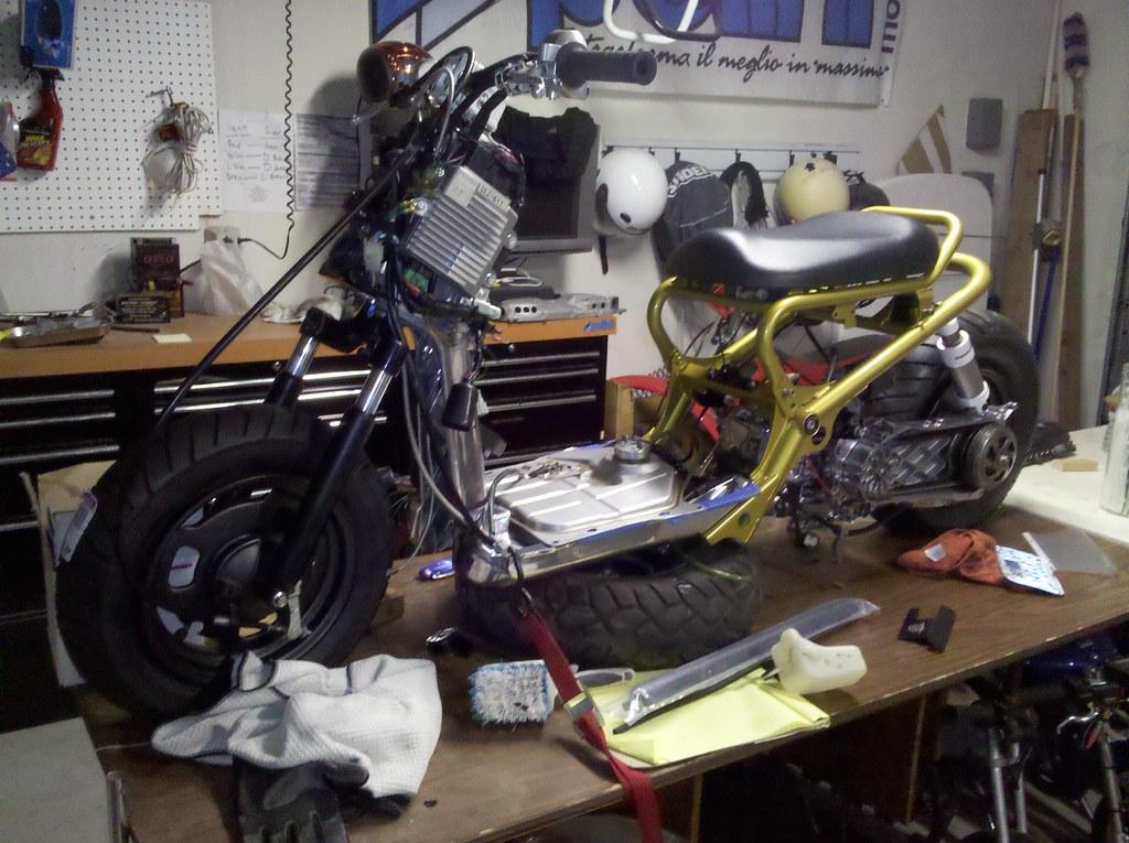 Larrys GET Big Bore Ruckus - DROWsports Blog   Honda Yamaha