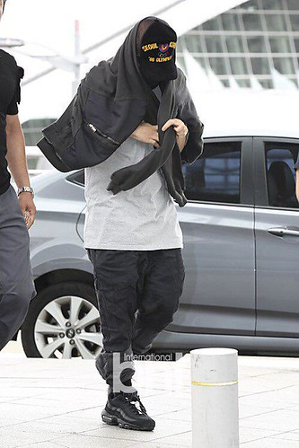 BIGBANG GDTOPDAE departure Seoul to Hangzhou Press 2015-08-25 105