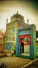 درگاہ نمانا شاہ، عمرکوٹ