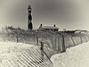 Cape Lookout Lighthouse BW1