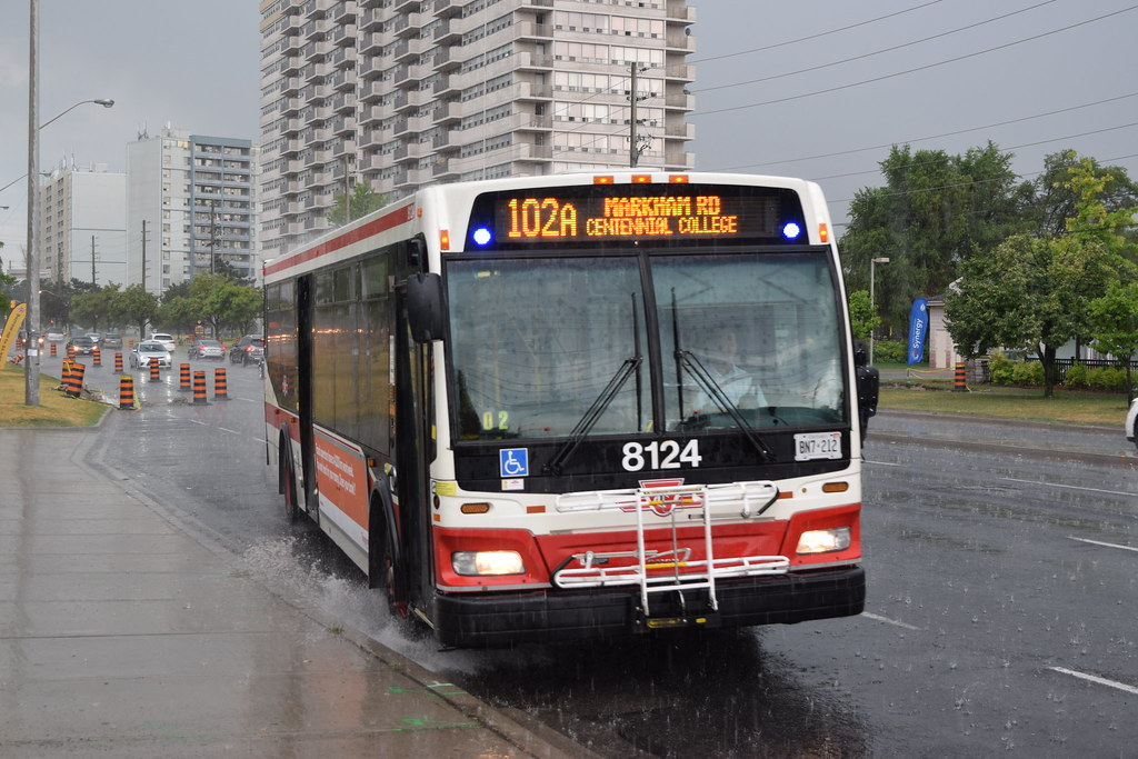 Toronto Transit Commission 8124