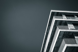 Image of II. abstract architecture buildings portugal simple modern building railing freeimage freeimageofbuilding minimalist minimalistic minimalism simplebuilding bars levels canon canon5dmarkii