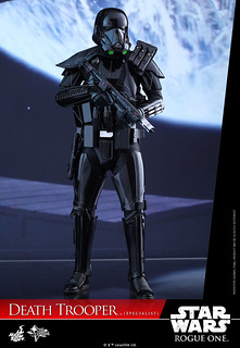 Hot Toys – MMS385 – 《星際大戰外傳:俠盜一號》1/6 比例【死亡兵(特種兵)】Rogue One: A Star Wars Story Death Trooper (Specialist)