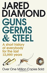 'Guns, Germs and Steel' by Jared Diamond