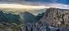 Au sommet du Mont Valier