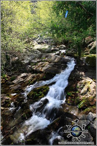 De camino a la Cascada del Caozo, Valdastillas, Valle del Jerte. España