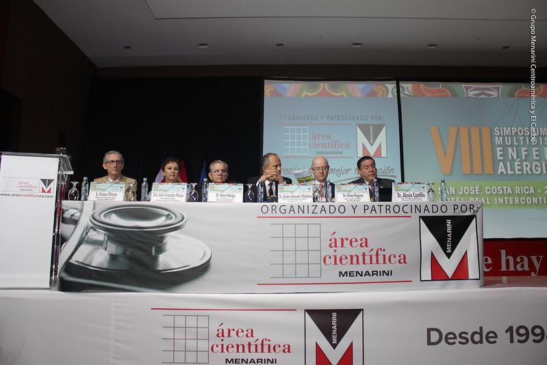 VIII Simposium Centroamericano Multidisciplinario de Enfermedades Alérgicas y de Piel