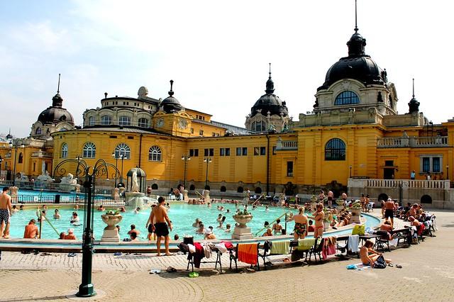 Mejores balnearios de Budapest