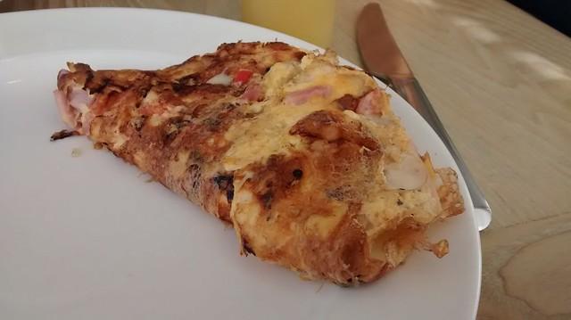 DIY omelette