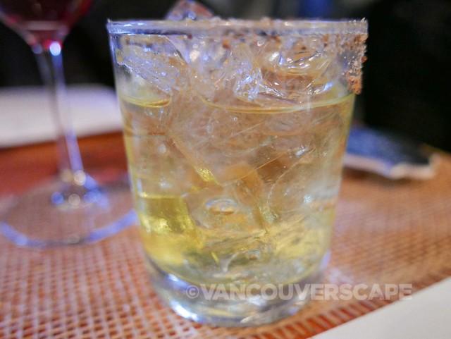 Caesar's Ghost cocktail