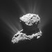 Comet on 25 March 2015 – NavCam by europeanspaceagency