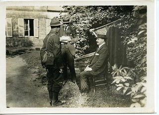 Sir Joseph Ward - Authie, France - 30 June 1918