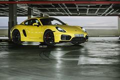 Porsche Cayman GTR 2015