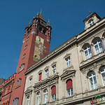Basel's Town Hall - Switzerland
