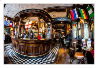 Londres - Pub - London - Fractales