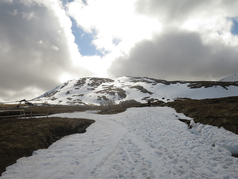 Spring Skiing at Glencoe.