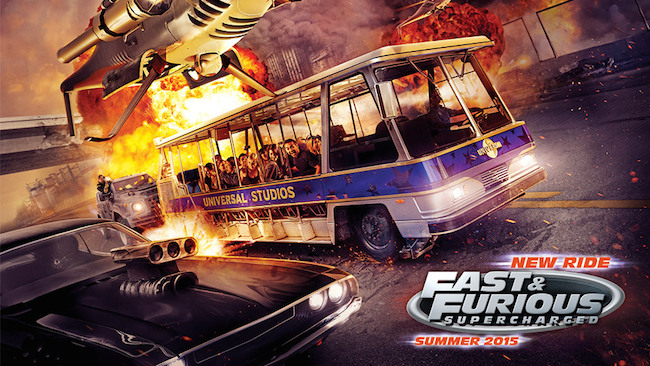 Universal Studios Fast & Furious