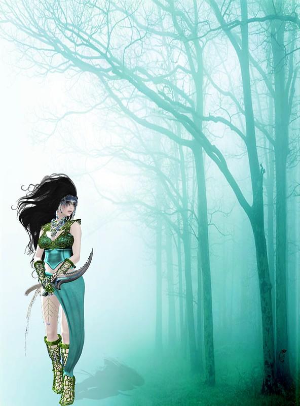 Carousel warrior