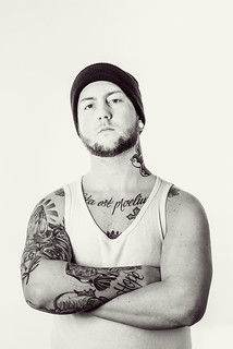 Andy INK black & white