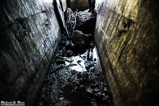 Cool and creepy tunnel