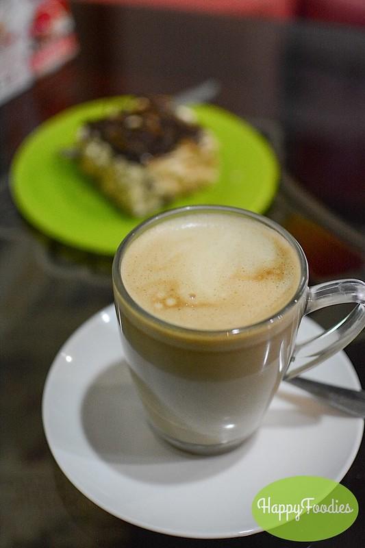 Butter Latte (P130)