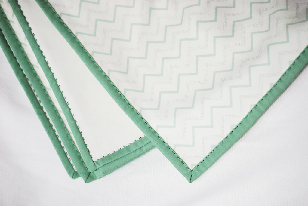 Simply Bound Blanket
