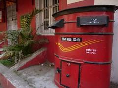 Mumbai post box