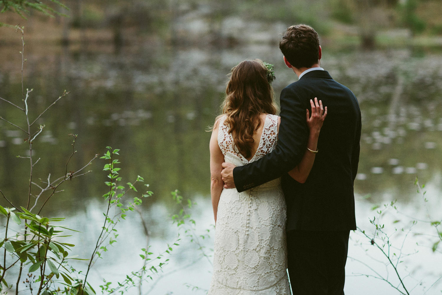 Delaware water gap wedding