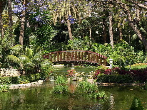 Gardens, Hotel Botanico, Puerto de la Cruz