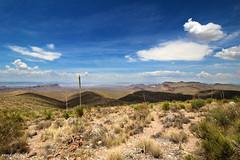 Chihuahuan Desert Vista, Big Bend National Park - Texas