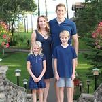 Family at Gull Lake