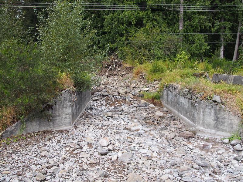 Old SR-12 Bridge Washout