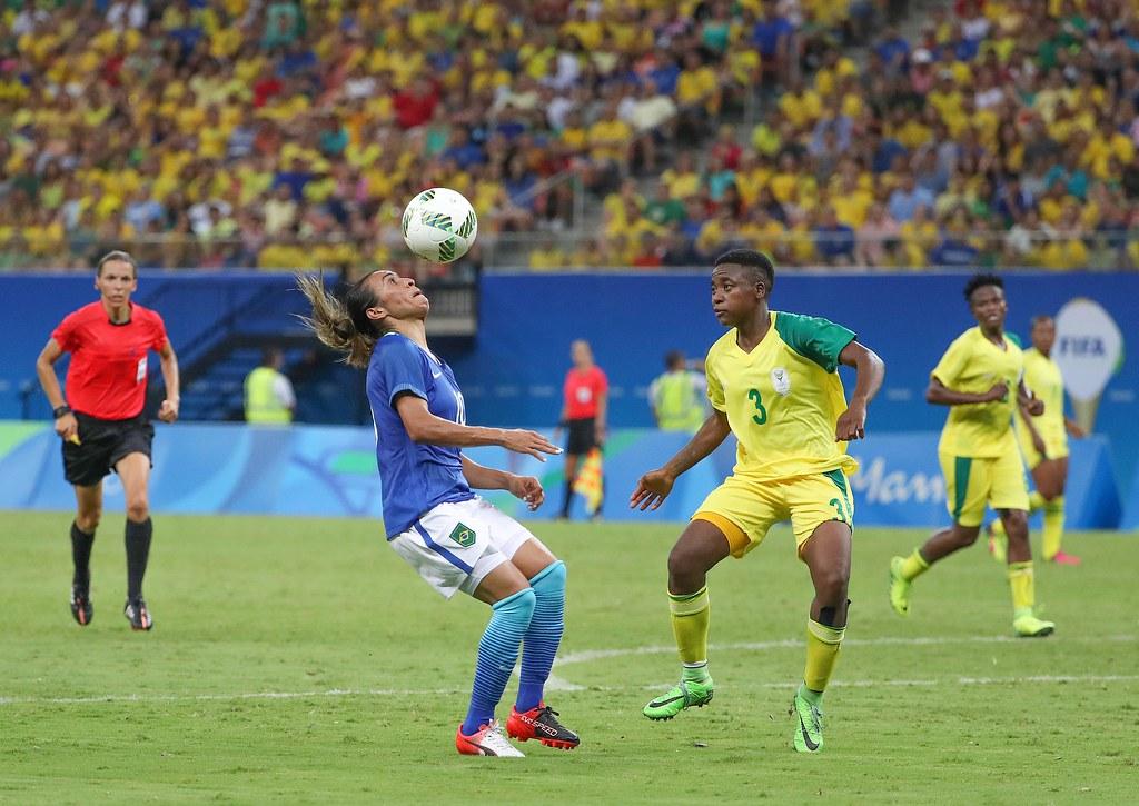ab255bd89 Copa Do Brasil Feminina Sem Transmissão Televisiva É Criticada Por  Especialistas
