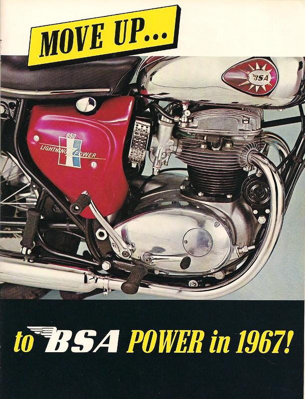 BSA 1967 1