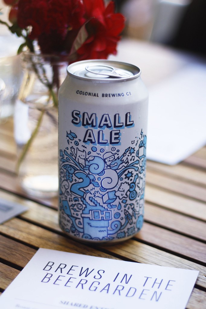 Colonial Brewing Co Small Ale