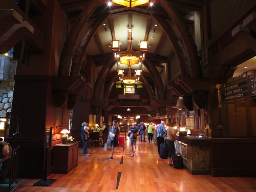 Grand Californian Hotel, Disneyland Resort, Anaheim, California