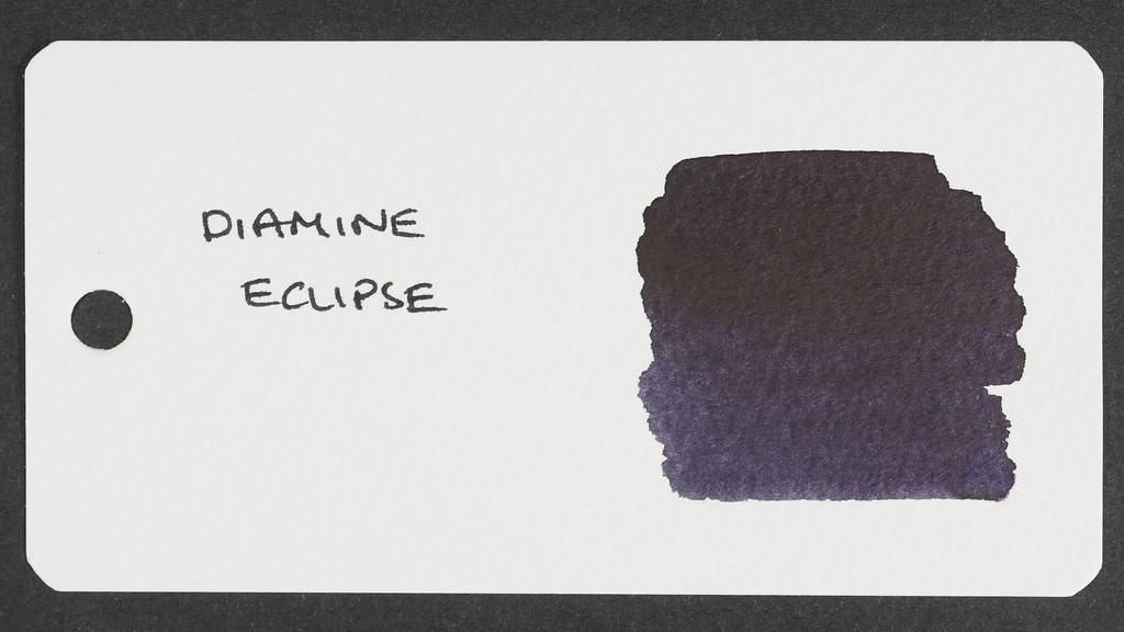 Diamine Eclipse Reference
