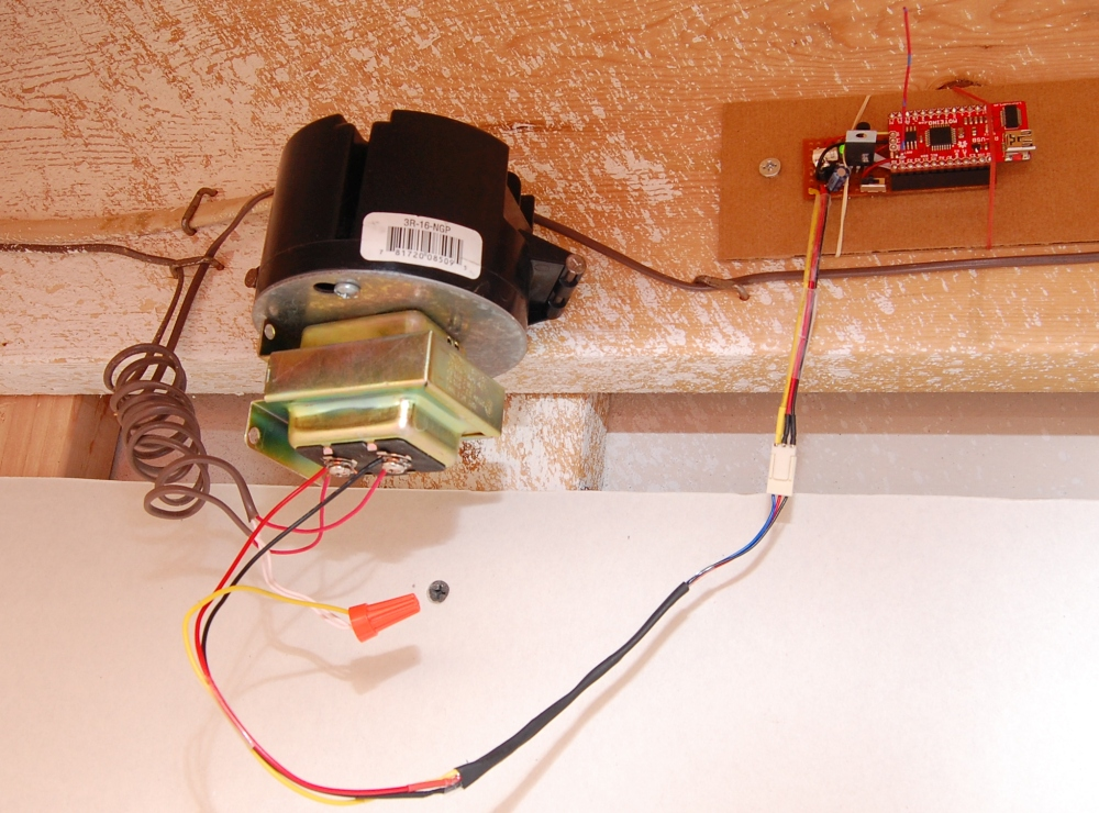 DoorBell + Moteino = Awesome | LowPowerLab on
