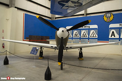 42-18814 - USAF - Bell P-39N Airacobra - Pima Air and Space Museum, Tucson, Arizona - 141226 - Steven Gray - IMG_8935