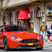 Small photo of Aston Martin V8 Vantage Roadster