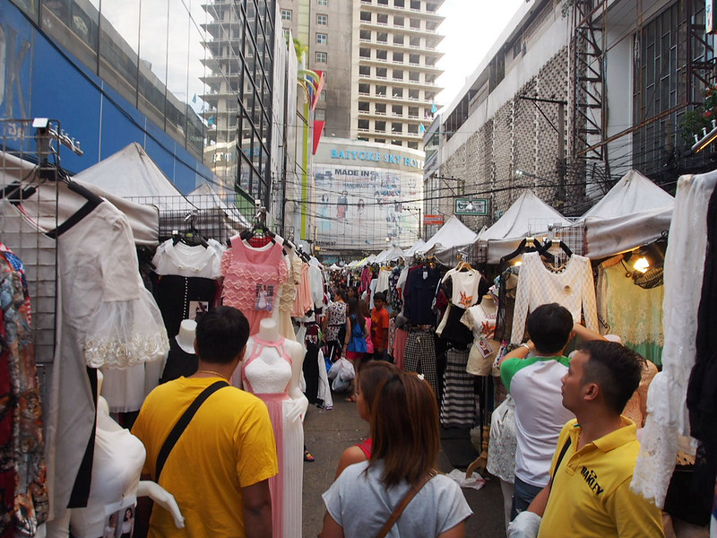 Pratunam Market 1