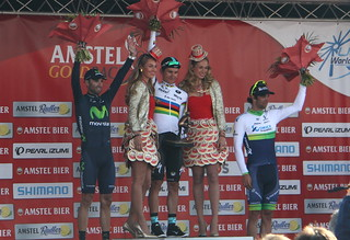 Amstel Gold Race 2015 : podium