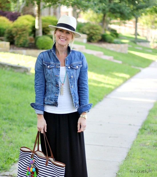 Hi Sugarplum | {5 Ways} to Wear a Maxi Dress
