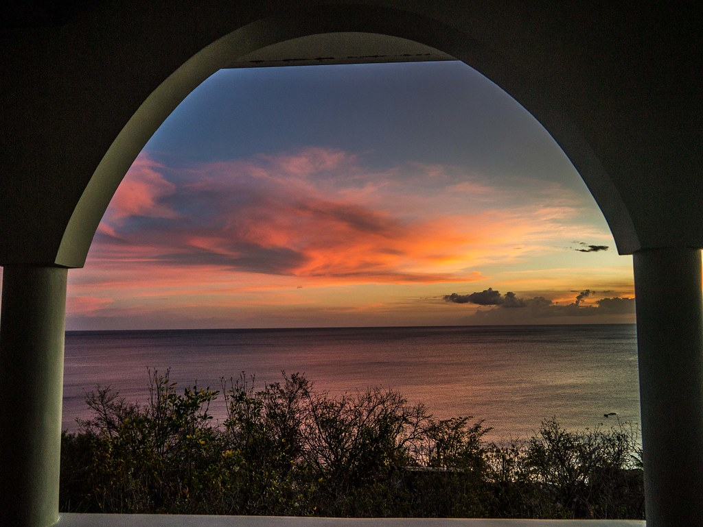 Dominica Sunset