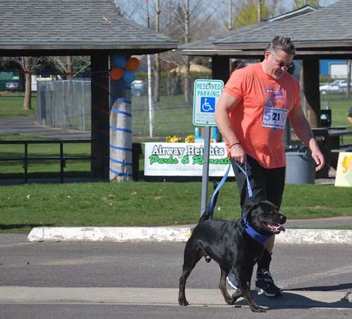 Fun Run walk Kennedy - 04232015