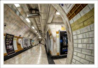 Londres - London Tube - Fractalius1