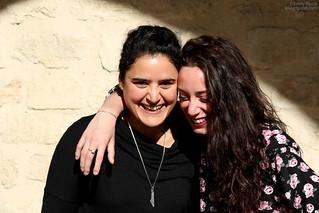 Naïssam Jalal et Paloma Pradal à la Fondation Royaumont