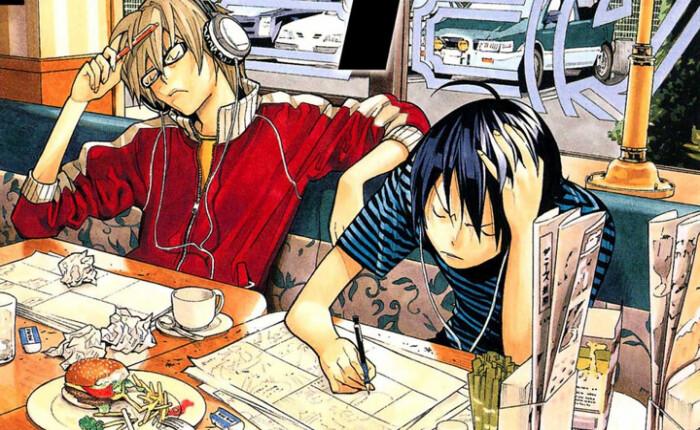 DJ Nakano e Bakuman! O Anime Peitudo e a Trilha Sonora Magnífica!!