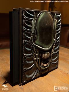 對抗異形的生存手冊!《偉倫-湯谷企業報告書》藏家收藏版