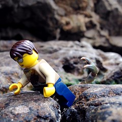 Creature from the rock pool (145/365)